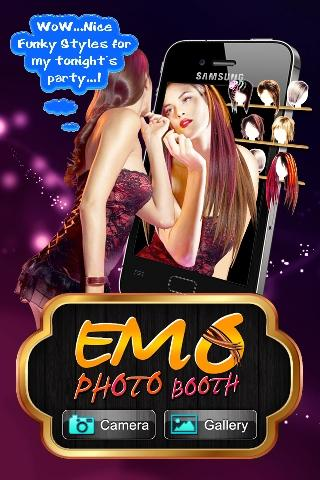 Emo Photo Booth