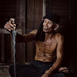 Malay Heritage by Abid Zack - People Portraits of Men