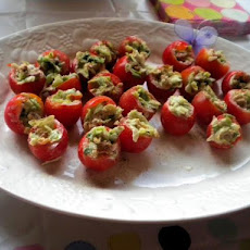 BLT Bites (Stuffed Cherry Tomatoes)
