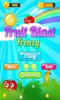 Screenshot of Fruit Blast Frenzy