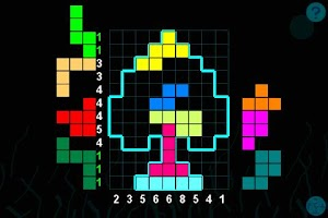 Screenshot of Puzzle Grid