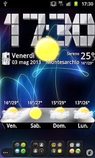 Realistico Weather, PR.CLK wea - screenshot