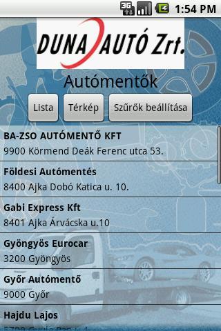 【免費旅遊App】Auto Service-APP點子