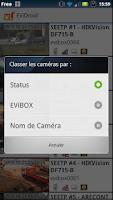 Screenshot of EViDroid
