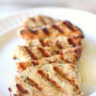 Dijon Mustard Pork Medallions Recipes