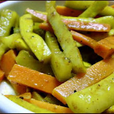 Spicy Cucumber Pickles (Acar Timun)