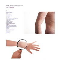 Screenshot of Skin Conditions and Diseases