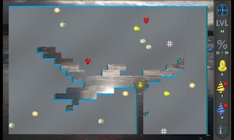 Screenshot of Xonix Blast
