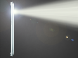 Screenshot of HTC One LED Flashlight