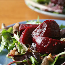 Orange-Cumin Roasted Beets