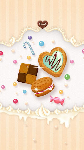 Sweets cookie