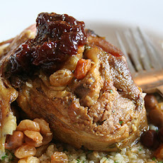 Lamb Tagine Recipe