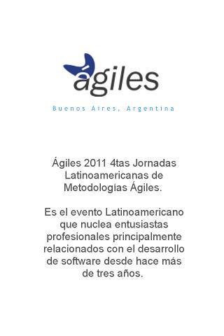agiles2011