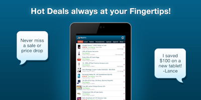 Screenshot of BuyVia Free Coupons & Deals