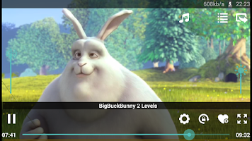 Screenshot of XMTV Player