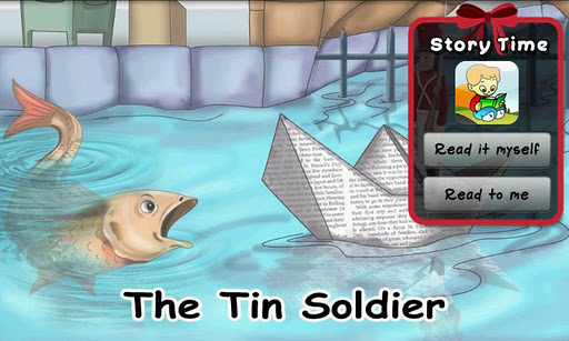 Tin Soldier : Story Time