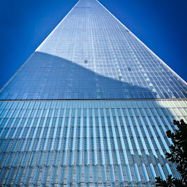 One World Trade by Dan Lash - Buildings & Architecture Office Buildings & Hotels ( pier 83, world trade center, iphone, circle line )
