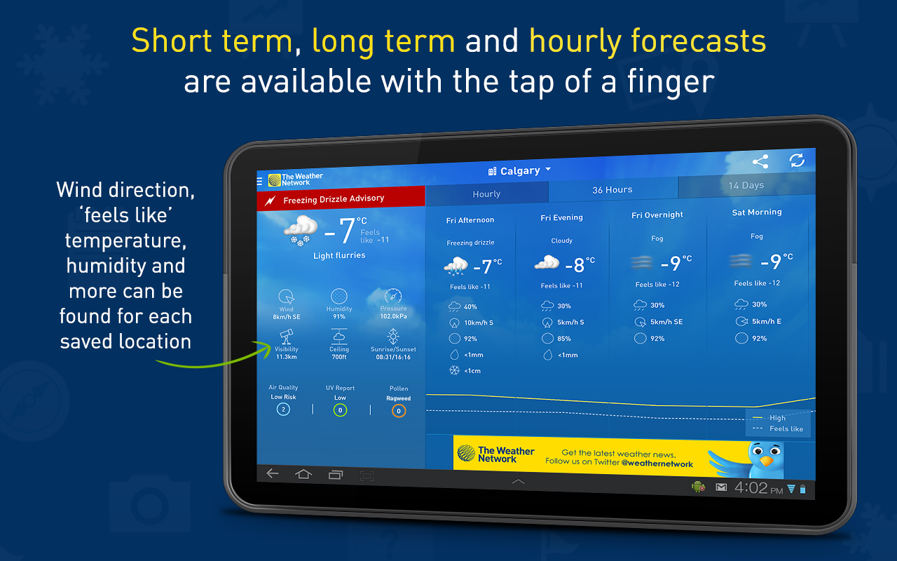 The Weather Network Screenshot 8