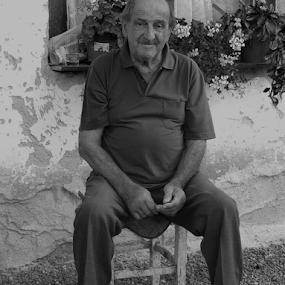 Old days by Tomislav Šestak - People Portraits of Men (  )