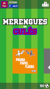 Merengues vs Culés - screenshot