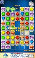 Screenshot of Jewels Maze!