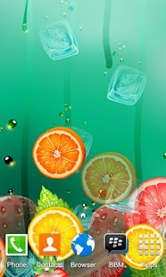 Fruit Nature Free Wallpaper - screenshot