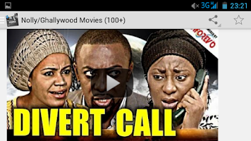 Screenshot of Nigeria Movies