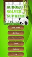 Screenshot of Sudoku Solver Game 9x9 16x16
