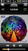Screenshot of bTunes Music Player