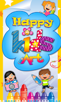 Screenshot of Happy Kids Art - Baby Games