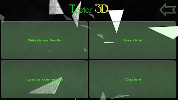 Screenshot of Teeter 3D free (old devices)