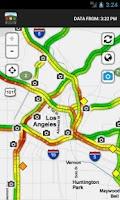 Screenshot of Sigalert - Traffic Reports