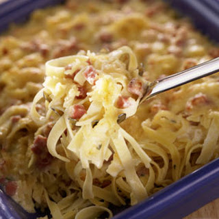 Tagliatelle Cheese Ham Recipes
