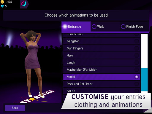 Avakin Starstyle - screenshot