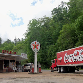 Americana in Reliance, Tenn. by Jean Miller - Transportation Other