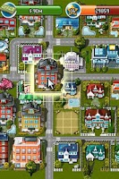 Screenshot of Millionaire City - Xperia PLAY