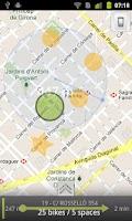 Screenshot of CityBikes Donation