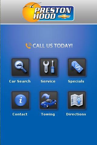 【免費商業App】Preston Hood Chevrolet-APP點子