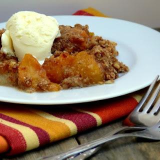 Gluten Free Peach Crisp Recipes
