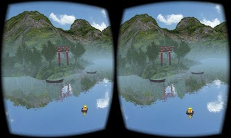 Screenshot of Lanterns for Google Cardboard