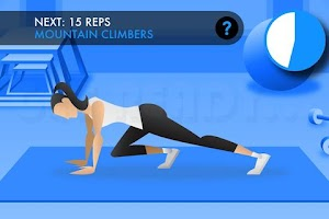 Screenshot of Power 20 Fitness Trainer FREE