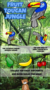 Fruit Toucan Jungle - screenshot