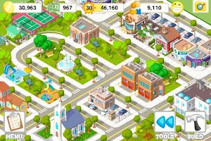Screenshot of City Story™
