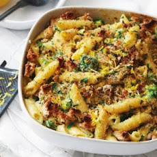 Broccoli And Cheese Penne Recipe