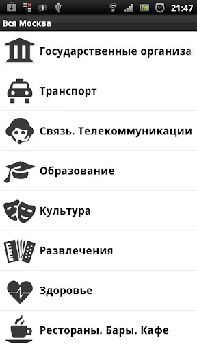 All Moscow Free