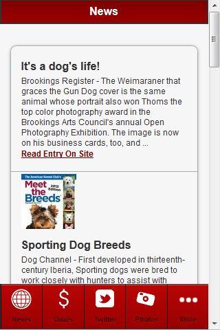 【免費社交App】Hunting Dogs-APP點子