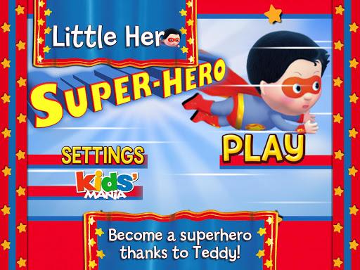 Super-Hero - Little Hero - screenshot