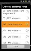 Screenshot of 555 Timer Tool