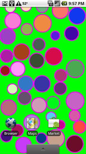 玩個人化App 弾むボールライブ画像免費 APP試玩