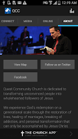 Screenshot of Quest Community Church